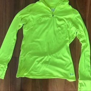 Fitted Quarter Zip - Under Armour